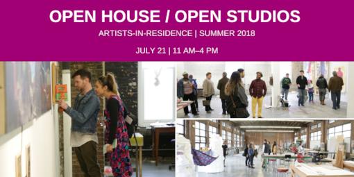 Open House / Open Studios