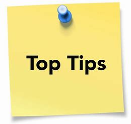 22 Top Tips for new patients