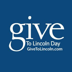 Thank you for supporting us on Give to Lincoln Day!