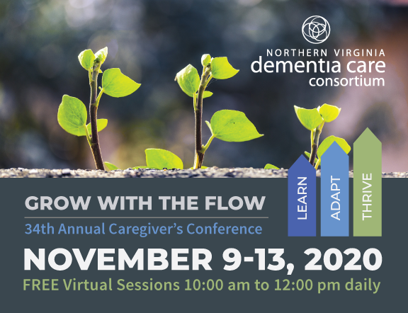 34th Annual Caregivers Conference: Grow with the Flow
