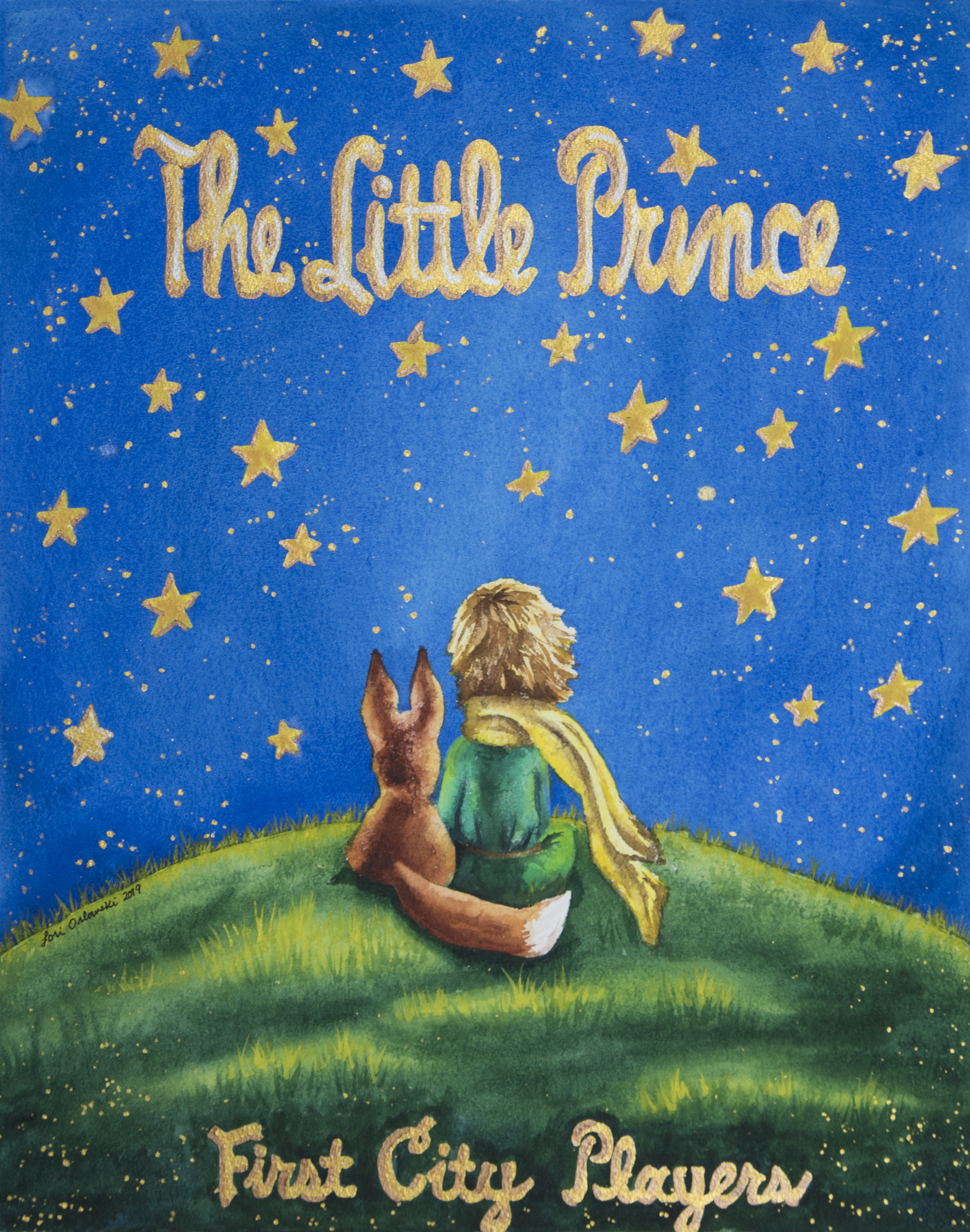 FCP - AUDITIONS The Little Prince