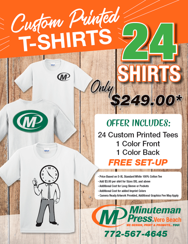 Order Your Shirts Today!