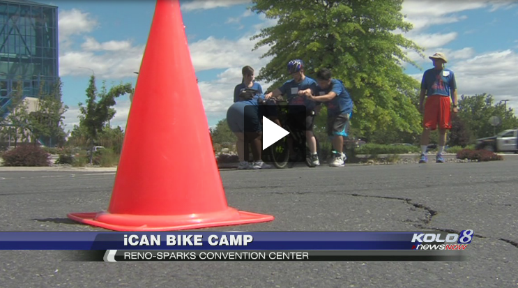 iCan Bike Camp 2014