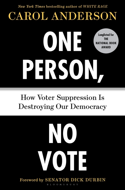 Book Club: One Person, No Vote