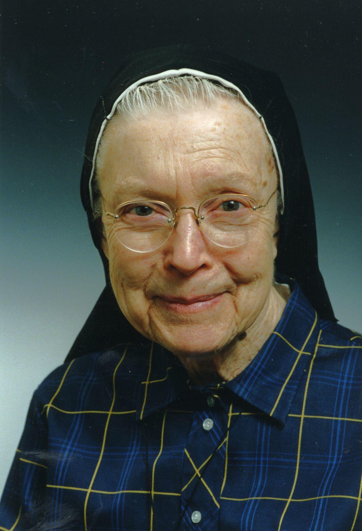 In Loving Memory of Sister Clement Funk, OSB - June 28