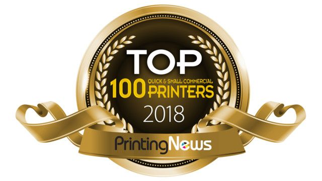 printing news top 100 quick and small printers 2017