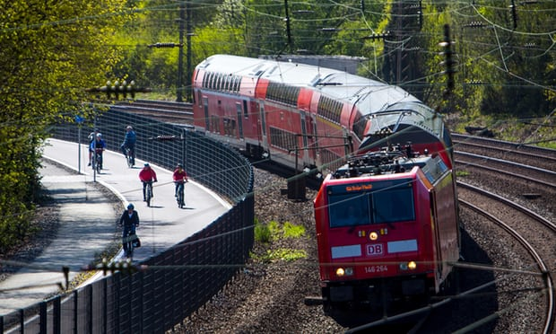 German cities to trial free public transport to cut pollution
