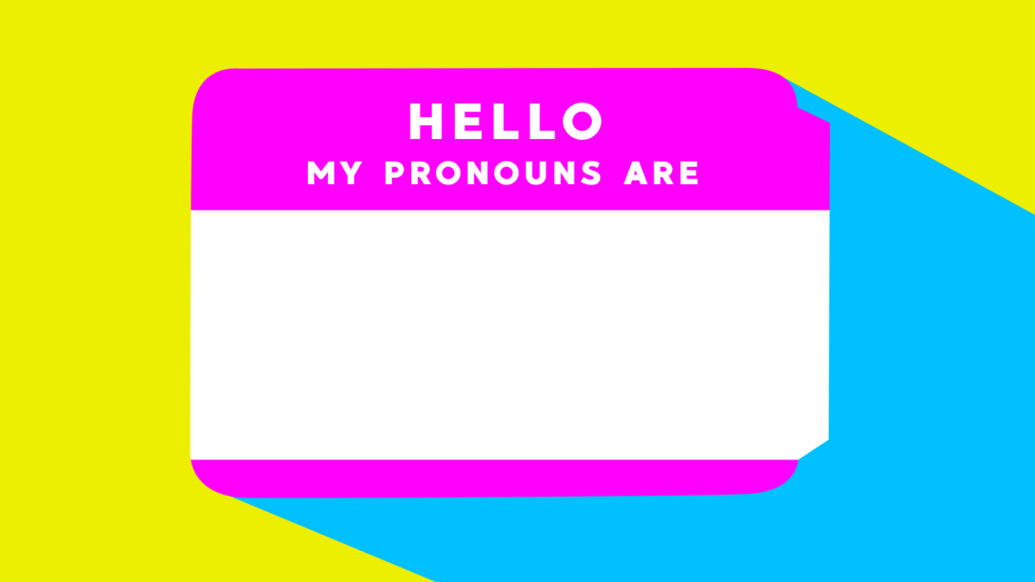 What's In A Pronoun?