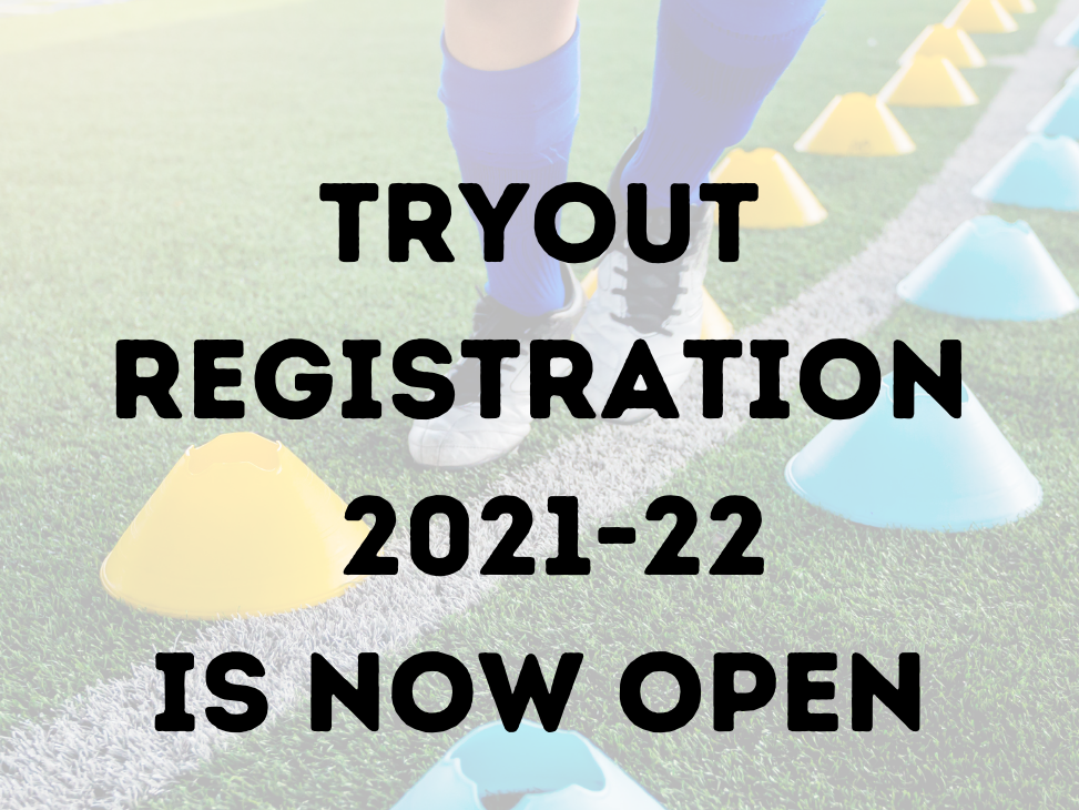 Tryout Registrations 2021-22