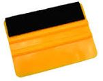 Squeegee for Application