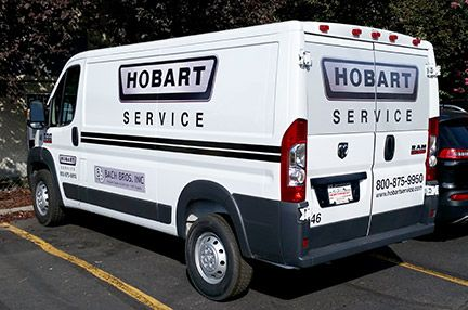 Hobart Vehicle Graphics