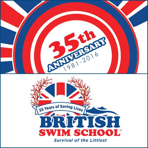Welcome British Swim School, DSNMC's Newest Buddy Walk Sponsor!