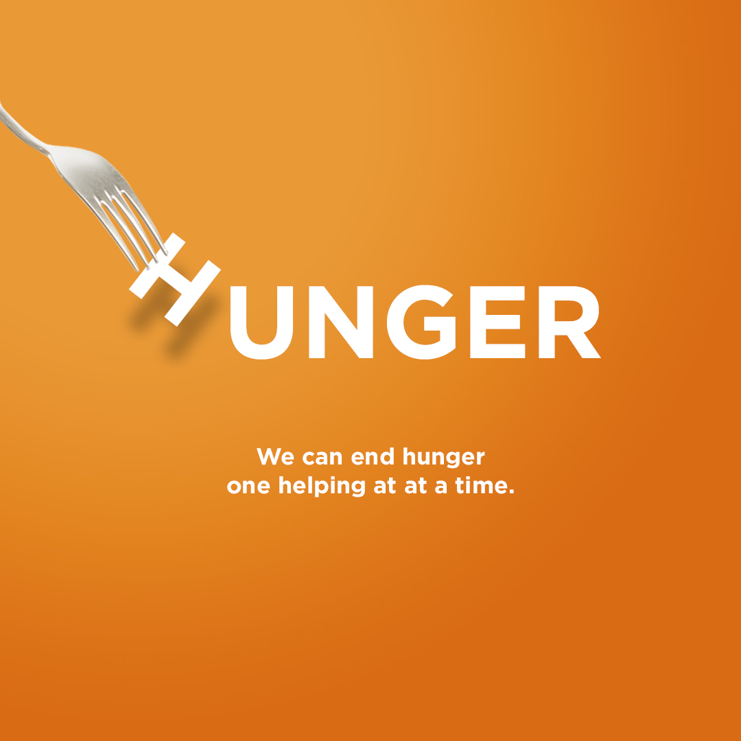 Hunger Action Month - We Can End Hunger