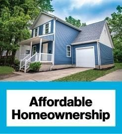 Affordable Homeownership