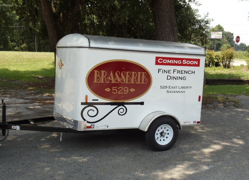 Brasserie Trailer