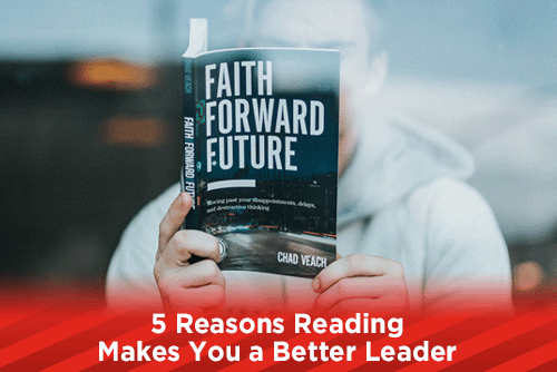 5 Reasons Reading Makes You a Better Leader