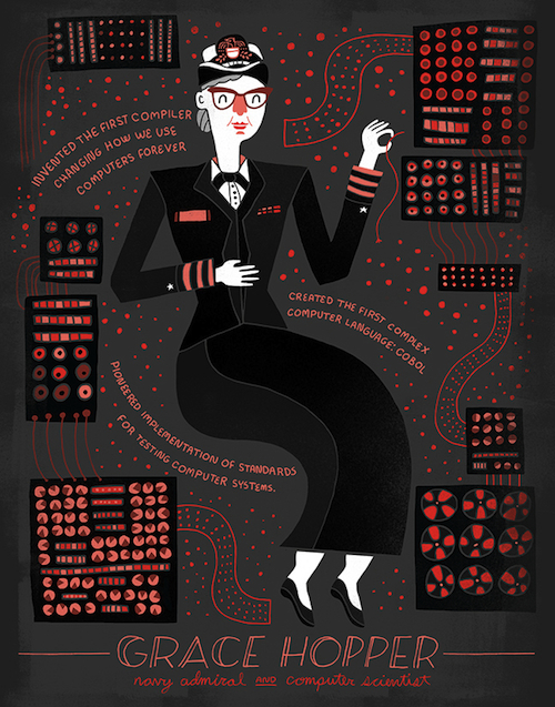 "Illustrator Rachel Ignotofsky's ""Women in Science"" Series Celebrates Female Pioneers in STEM"