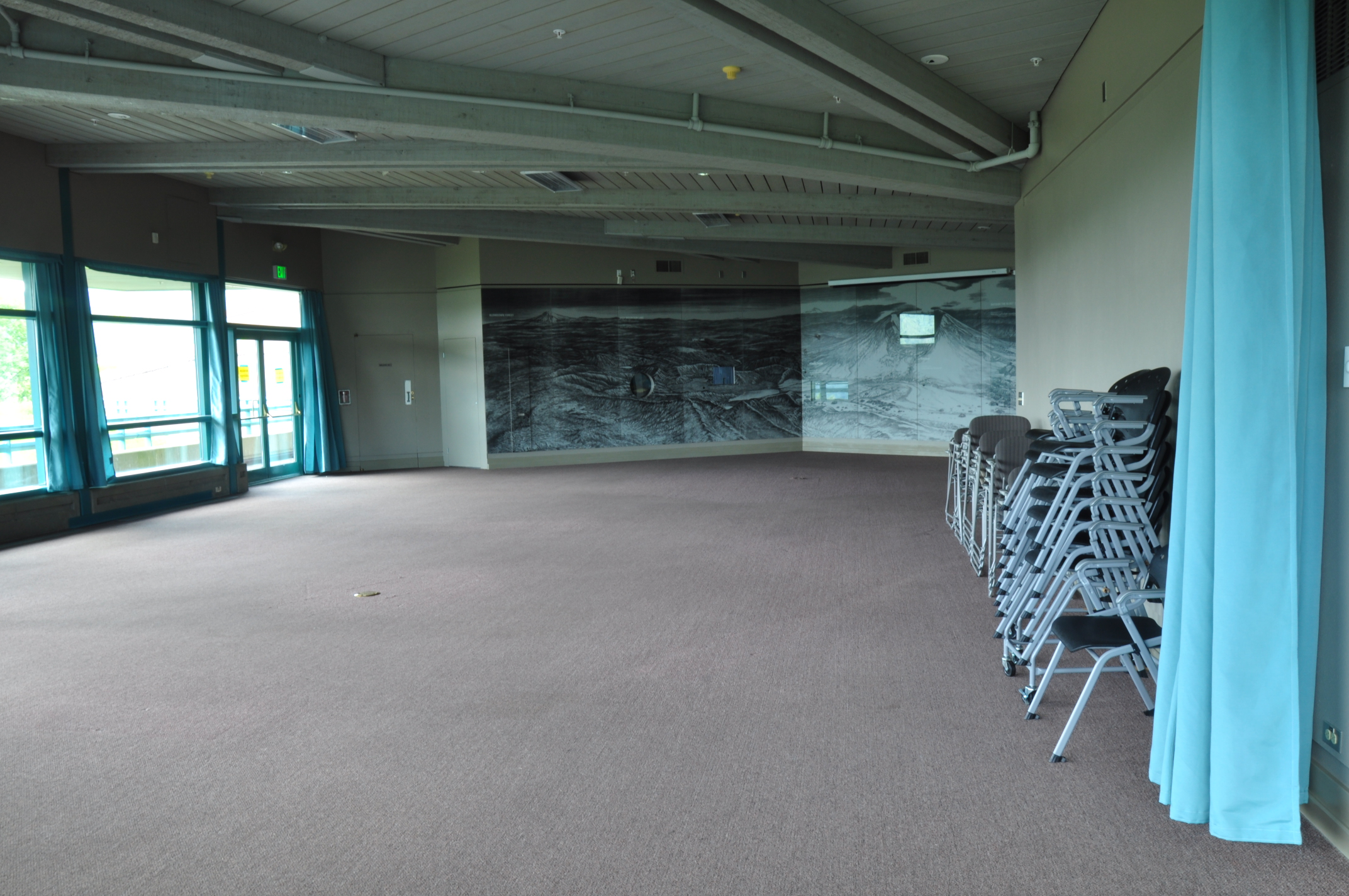 Large conference or sleeping room