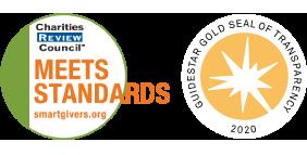 Guidestar & Meets Standards Seals