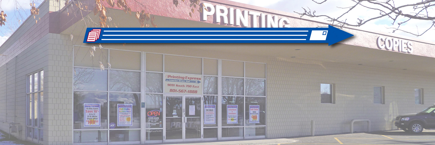 Need Direct Mail Advertising? One Stop...Right Here!