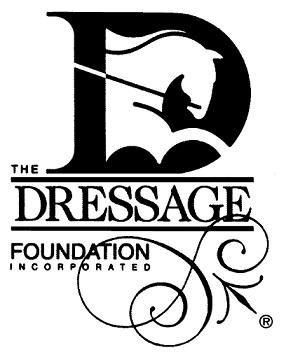 TDF Logo with Text- B&W