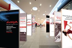 Avaya Trade Show