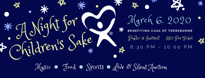 "CASA GALA - ""A Night For Children's Sake"""