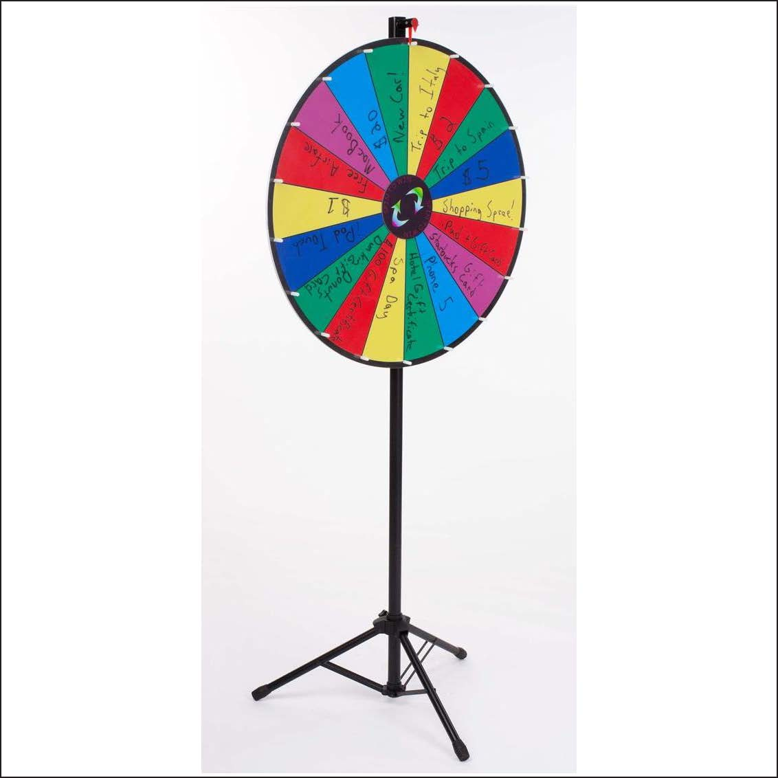 Spin the Wheel 30""