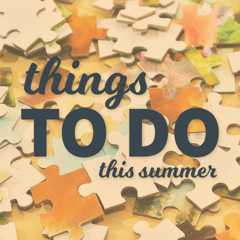 Activity Ideas: A few last summer things to do!