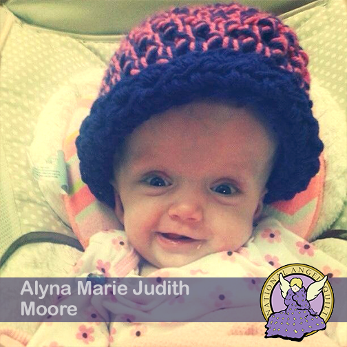 Alyna Marie Judith Moore