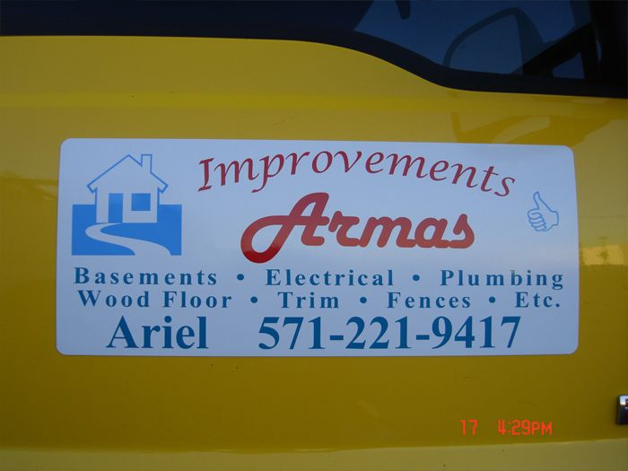 Improvements Armas Car Magnetic