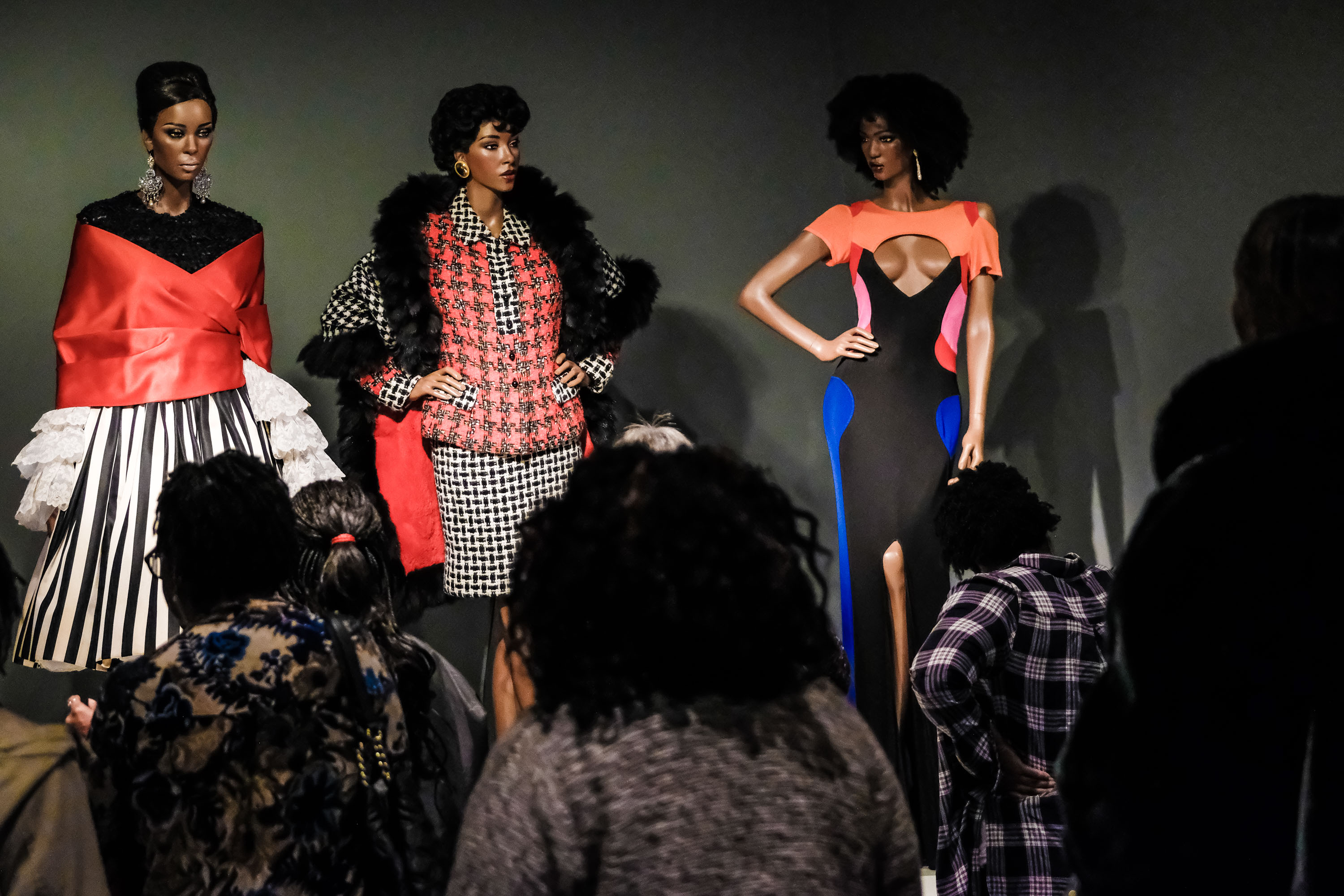 RCNC Participants Attend 50 Year History Ebony Fashion Fair Event