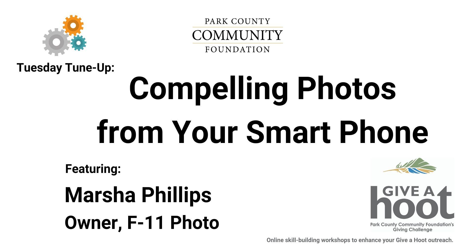 Compelling Photos from Your Smart Phone