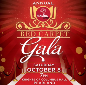 7/23/2016 - Red Carpet Gala - October 8th