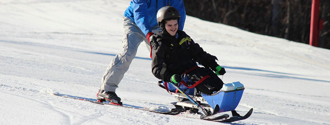 Winter sports at Snow Creek