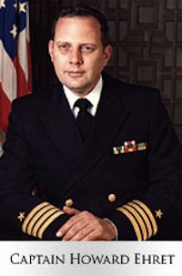 Captain Howard Ehret