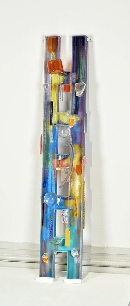 Columbus Museum to acquire piece by prominent glass artist Therman Statom