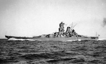 "1945: The ""Yamato"" sunk off Okinawa, largely due to SIGINT tipoffs."