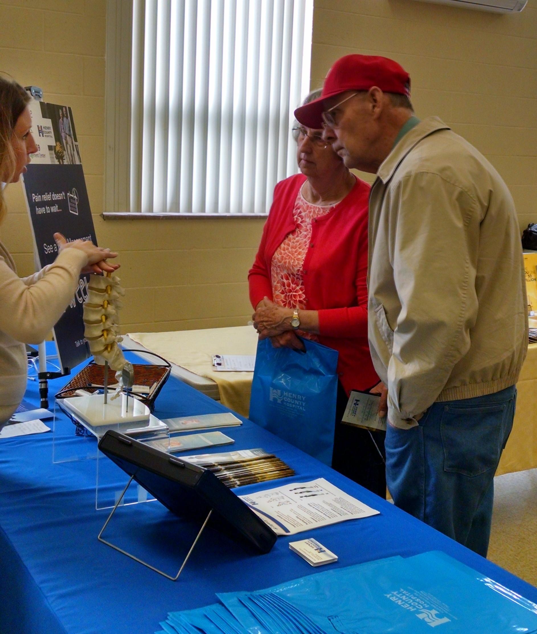 Deshler Mini-Health Fair