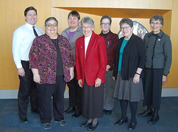 First Meeting of Annunciation Monastery Sponsorship Council Held Jan. 29, 2019