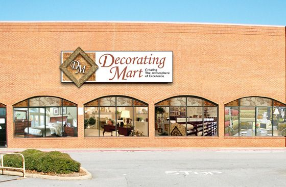 Window Covering of Decorating Mart