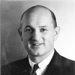 Dr. Norman Clein 1953-1954