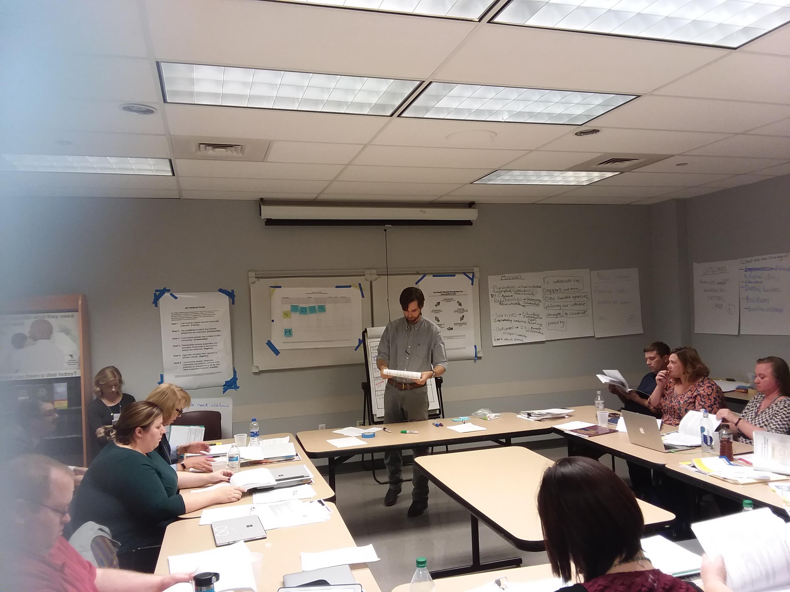 Phase 2 of Region 8 NCRI Training, Denver,CO
