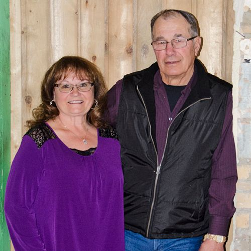 Arnold & Elaine Wall