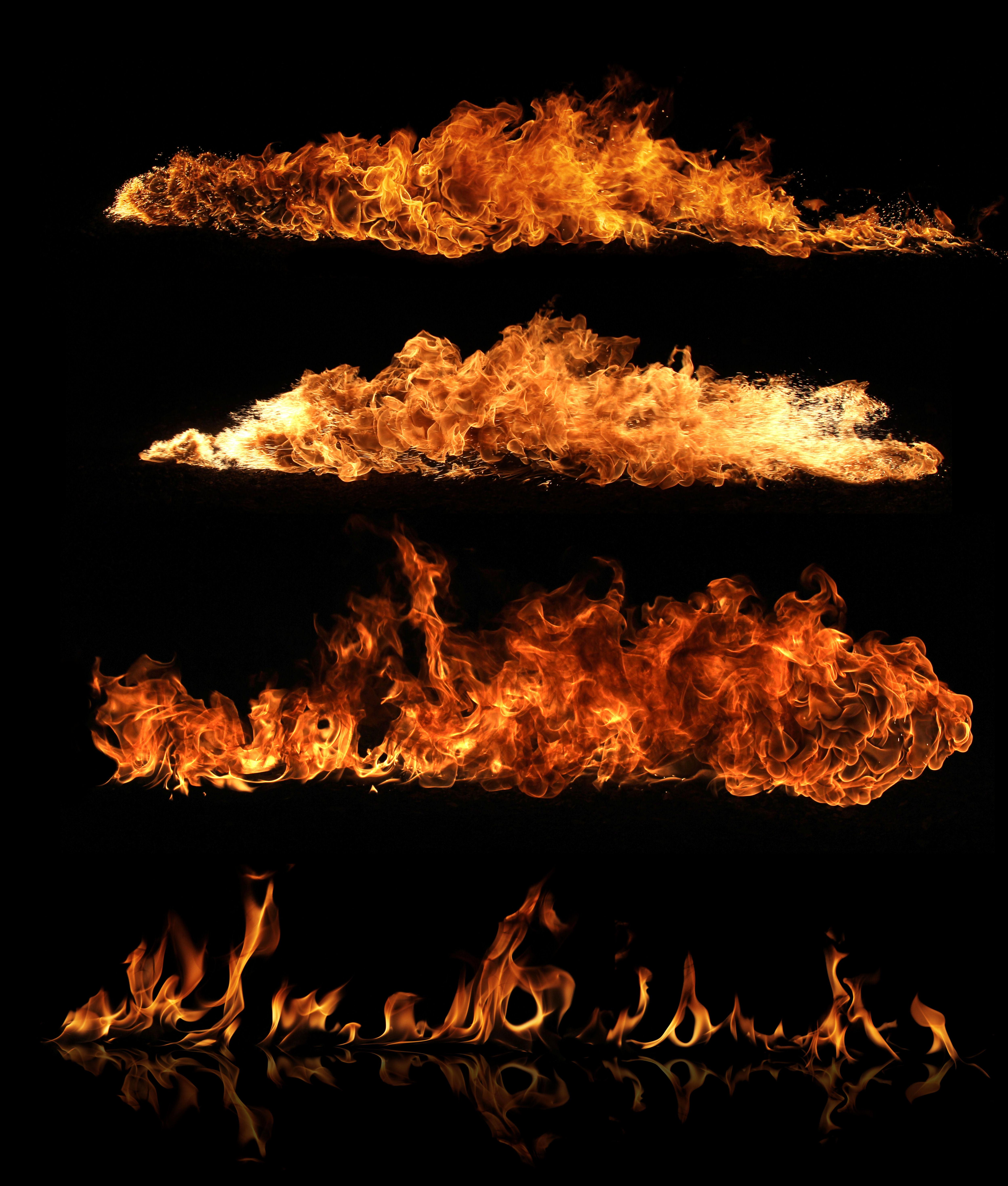 Flames2 Car Graphics