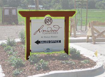 Site Signs for Housing Developments