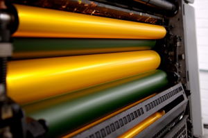 Traditional Offset Printing
