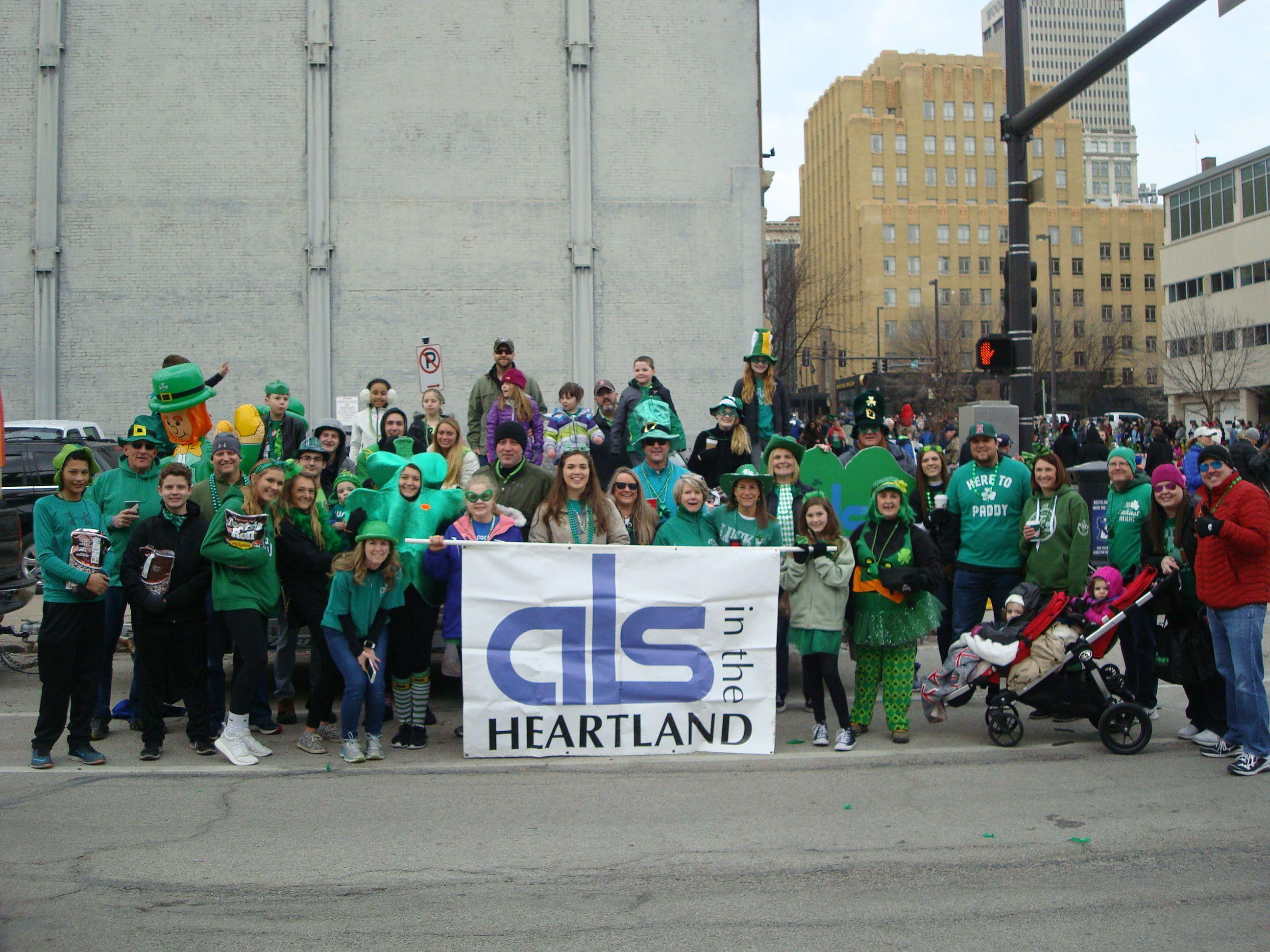 2018 AOH St. Patrick's Day Parade