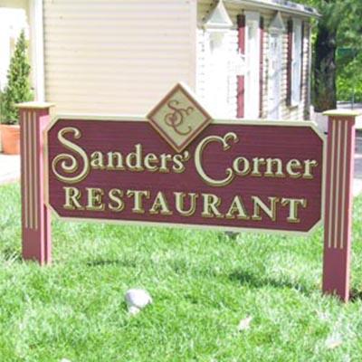 Sanders' Corner