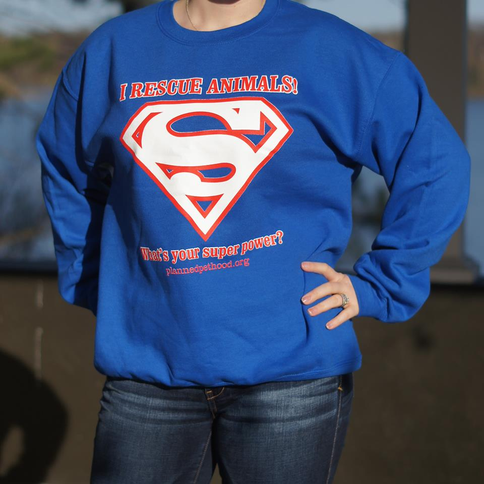 Super Hero Sweatshirt